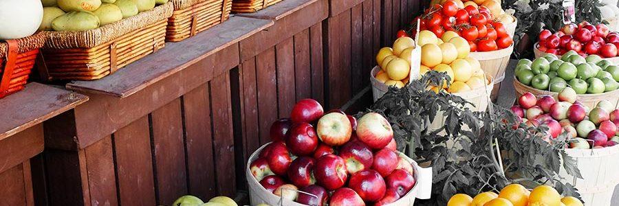 Cosa indicano i colori di frutta e verdura?